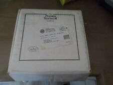 """Rockwell'S """"The Toy Maker"""" Collector Plate Brand New Sealed"""