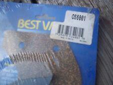 Engine Oil Pan Gasket Set-VIN: L   BEST-VU    OS6001