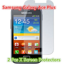 2 Pcs X Clear Ultra Thin Screen Protector for Samsung Galaxy Ace Plus S7500