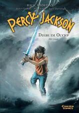 Diebe im Olymp / Percy Jackson Bd.1 von Rick Riordan und Robert Venditti (2011, Gebundene Ausgabe)