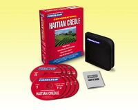 New 8 CD Pimsleur Learn to Speak Haitian Creole Language (16 Lessons)