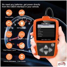 Automotive OBDII EOBD Code Reader Scanner Car Diagnostic Engine Light Check Tool