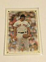 2007 UD Masterpieces Baseball Base Card #16 - Roger Clemens - Boston Red Sox