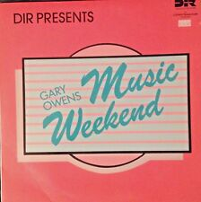 Radio Show:GARY OWENS WEEKEND 5/14/88 MR MISTER LIVE, GLADYS KNIGHT CO-HOST