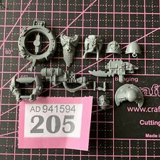 Chaos Space Marine Vehicle Gunner And Combi-Weapon Warhammer 40k Bits Spares