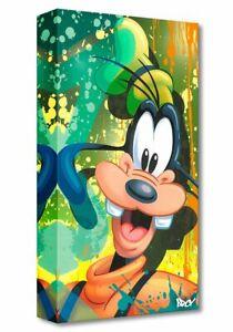 GOOFY - ARCY - Treasures On Canvas Disney Fine Art