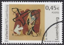 Specimen, Luxembourg Sc1086 Art Collection, Posts & Telecommunications, Painting