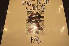 The M.C. Escher Calendar 1976 Complete
