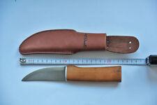 Roselli Messer Puukko Wootz UHC - hunting knife -  Finnlandmesser  NEU unbenutzt