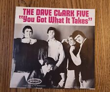 "The Dave Clark Five ""You Got What It Takes"" 7"" picture sleeve only near mint- US"