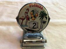 FLORIDA Vintage Perpetual Flip Calendar