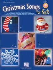 Christmas Songs for Kids Sheet Music Piano Vocal Guitar Songbook NEW 000311571