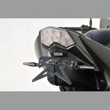 Support de plaque Ermax KAWASAKI Z750R  11/12  Peint voir descrip