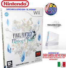 FINAL FANTASY CRYSTAL CHRONICLES ECHOES OF TIME GIOCO NUOVO PER Wii EDIZIONE PAL