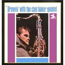 Chet Baker: Groovin' with the Chet Baker Quintet - CD Digipack 20 bit remastered