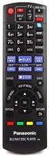 New Genuine Panasonic DMP-BDT220EB / DMP-BDT120EB Remote Control