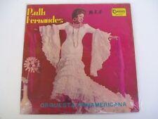 RUTH FERNANDEZ - ORQUESTA PANAMERICANA - GEMA LP