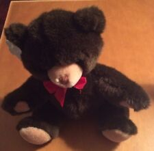 """Old Russ Brown Bear Named Chocco 11"""""""