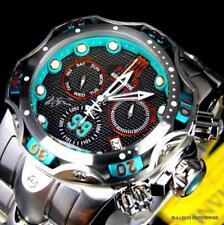 Invicta Reserve JT Jason Taylor Hall of Fame Venom 52mm Swiss Steel LE Watch New