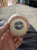 Game Used Baseball 2009 Inaugural Season Yankee Stadium