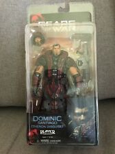 Gears of War 2 - NECA - Dominic Santiago Theron Disguise Figure - Brand New