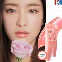 Six Seconds Kissing Lip Gloss # CORAL / Moisturizing Lip Gloss Korean Cosmetics