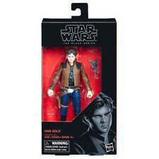 Han Solo Actionfigur Black Series 6 inch, Solo: A Star Wars Story, Hasbro, 15 cm