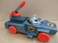 RARE Vintage REMCO Hamilton's Invaders Mosquito Jeep with driver Nice Condition
