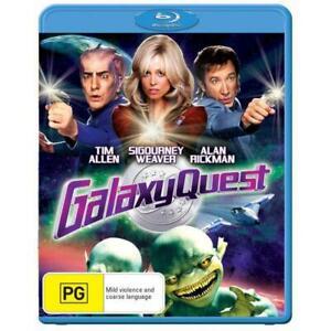 Galaxy Quest Blu-Ray **Region B**