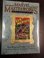 MARVEL MASTERWORKS GOLDEN AGE SUB MARINER VOL 128 #9-12 HARDBACK