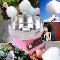 Rapide Machine Electrique de Barbe à Papa Cotton Candy Floss Maker 1300W