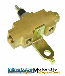 70  Mopar B-body Charger Road Runner drum brake valve