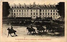 CPA Saumur - Carrousel Arrivee de l'Artillerie (254094)