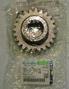 """Kubota """"L Series"""" 4WD Shift Gear - TD17015170"""
