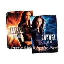 Dark Angel: Complete Series Season 1 & 2 James Cameron Jessica Alba DVD Box Sets