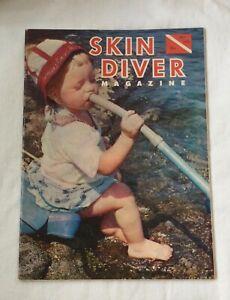 Skin Diver Magazine July 1959 Issue RARE