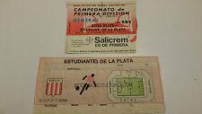 biglietti partite di calcio argentino