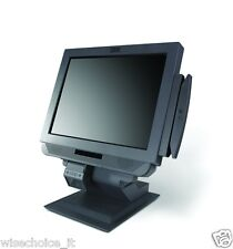 "IBM 4838-E37 Anyplace Kiosk Display  Intel 1.3GHz 17"" Display Swipe Card Scanner"