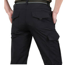 Tactical Work Cargo Pants Men Combat Quick Dry Light Weight Cargo Hiking Outdoor