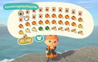Animal Crossing NH 🎃alle 14 Kürbis-Rezepte und Materialien zu Halloween🎃