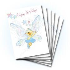 Suzy's Zoo Happy Birthday Greeting Card 6-pack 10235