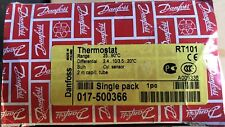 Danfoss Rt101 Thermostat / Temperature Control with Capillary Tube 017-500366