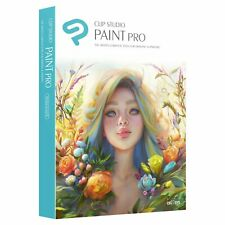 Clip Studio Paint EX 1.9.11 🔥Premium Materials 🔥Lifetime 🔥2020 🔥Edelivery