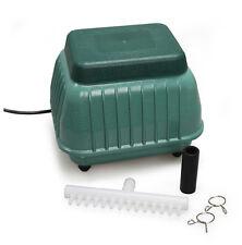 Resun Aquarium Fish Tank Pond Oxygen Blower Low noice Air Pump 60W 4200L/H