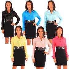 Vestiti da donna di business con colletto
