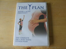 DVD - THE Y PLAN Before & After Pregnancy     *NEW*FAST FREE P&P*