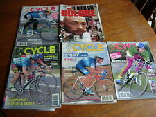 french cycling magizines including 1999 pantini giro