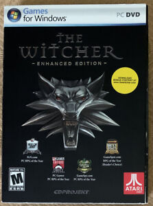 Witcher: Enhanced Edition (PC, 2008)