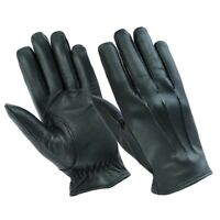 MENS DRIVING GLOVES UNLINED TOP QUALITY SOFT GENUINE REAL LEATHER GOATSKIN UK