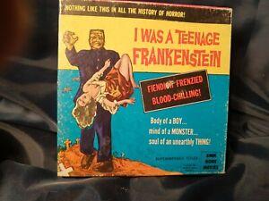 Super 8 Mm Film I Was A Teenage Frankenstein